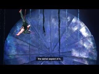 Шоу luzia от cirque du soleil глазами артистов и сотрудников тура