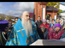 Чтение Евангелия. Храм в честь Покрова Пресвятой Богородицы г.Петровска