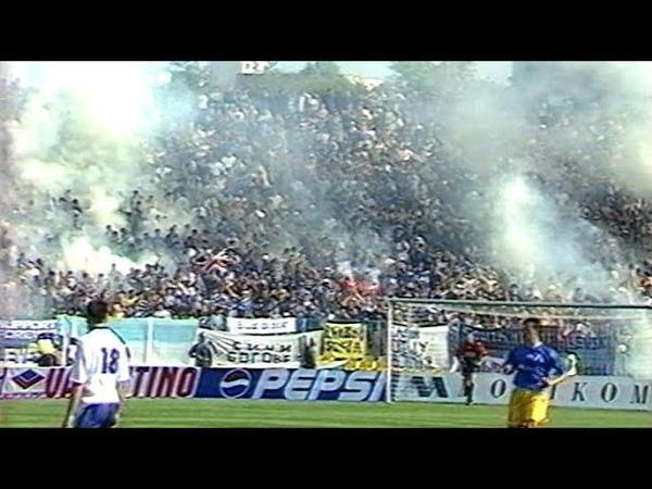 Левски София Хайдук Сплит 3 0 30 09 1999 г