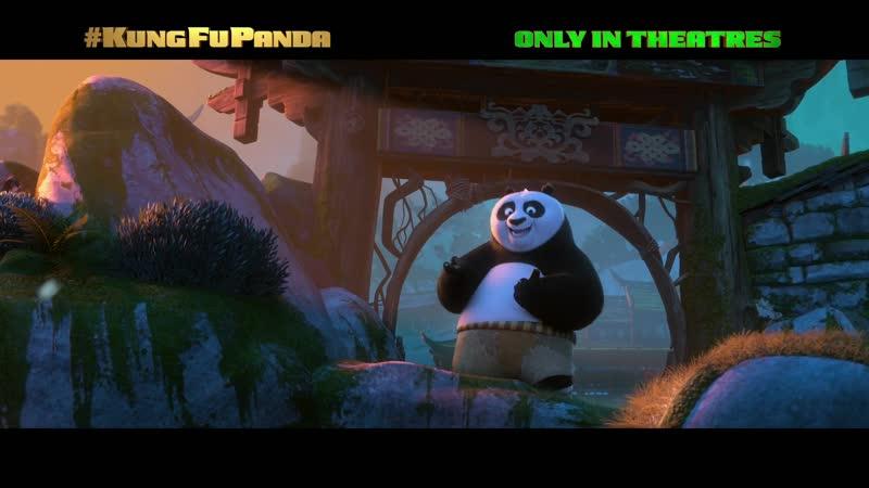Кунг Фу Панда 3 Kung Fu Panda 3 TV 30 Big Screen