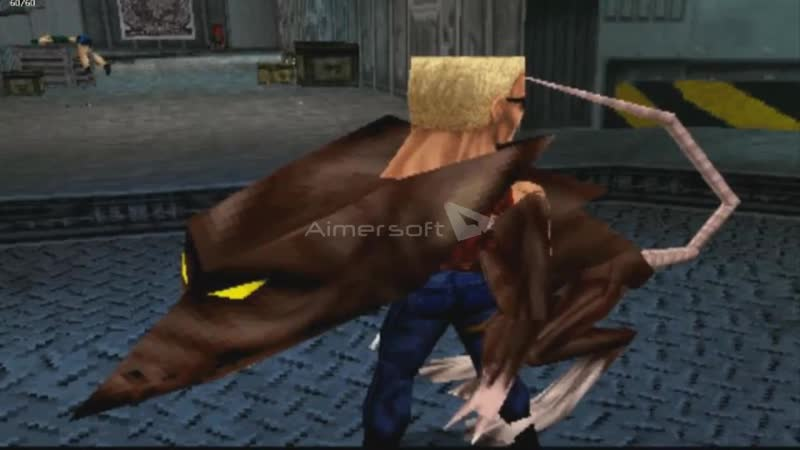 Duke Nukem Land of Babes Смешные видео заставки (PSOne) Chits