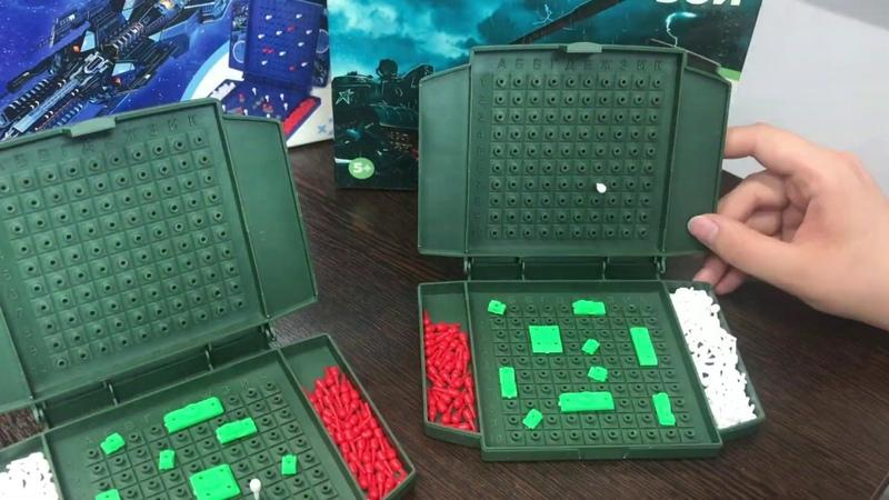 ВИДЕО ОБЗОР игры Танковый бой мини арт 02154 от компании Десятое Королевство