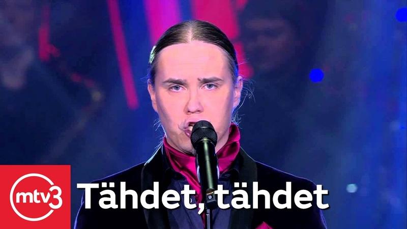 Jarkko Ahola Don´t cry for me Argentina Tähdet tähdet MTV3
