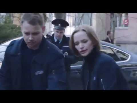 СубботинСоколова| La femme à la peau bleue| Сериал След