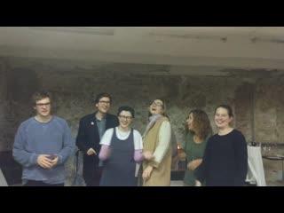Прощальное видео с последней встречи Кухни