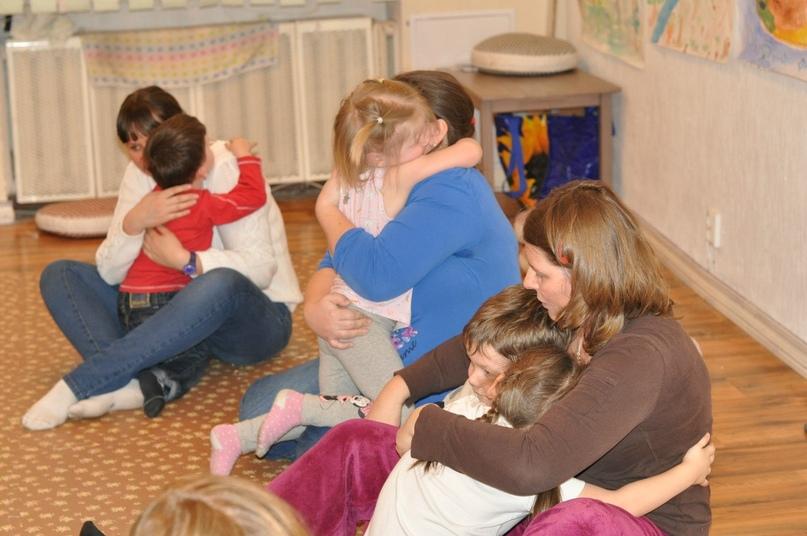 фото из группы РОД «Петербургские родители», групповой досуг приемных семей
