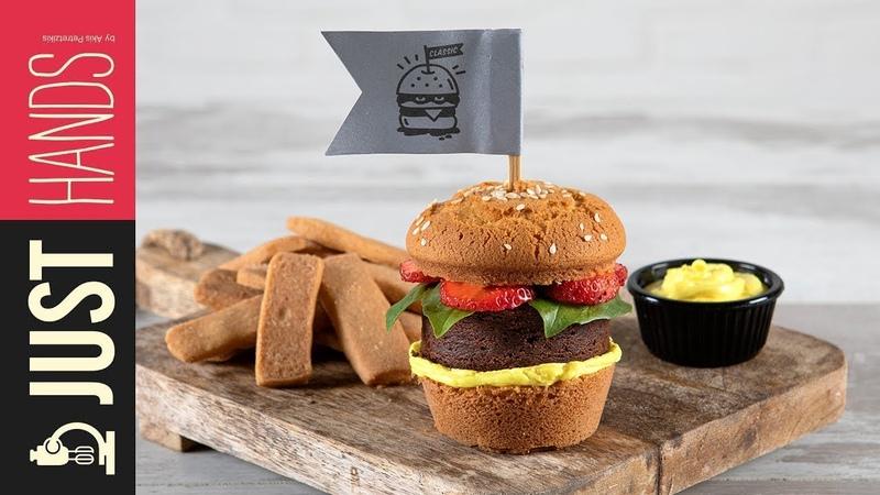 Cupcake burger   Akis Petretzikis Kitchen