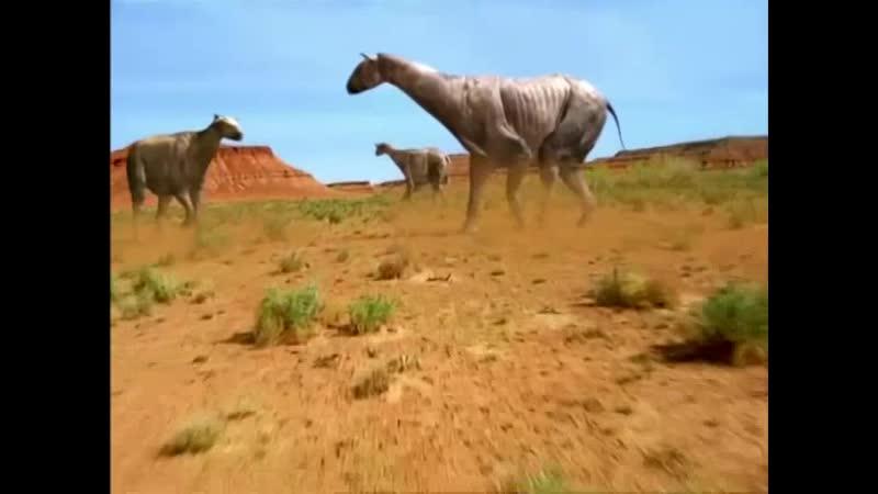 (Ролик от BBC) Прогулки с Чудовищами (Союз Видео) (50fps)