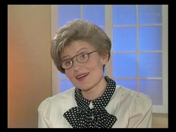 Здоровье ОРТ 31 октября 1997 Денис Кмит