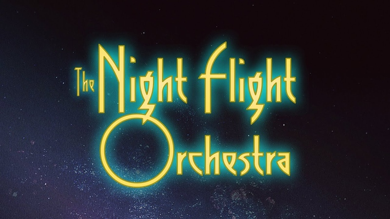 The Night Flight Orchestra - Lovers in the Rain - Live (Acoustic)