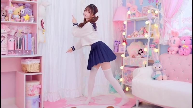 かぐや特集 4 6 中国人が日本の曲で踊ってみた チカっとチカ千花っ♡ 12