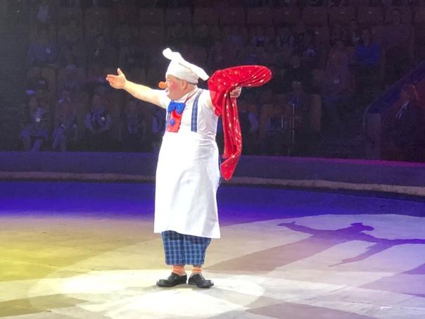 Традиционные бесплатные представления в цирке Удмуртии для п