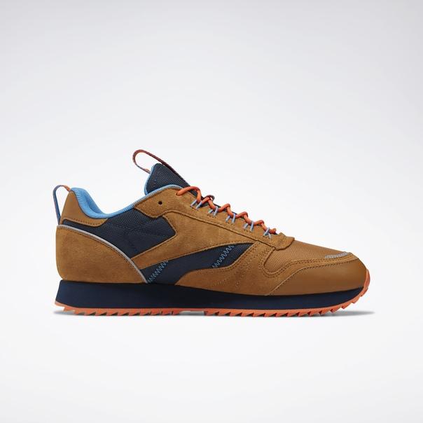 Кроссовки Reebok Classic Leather Ripple Trail image 3