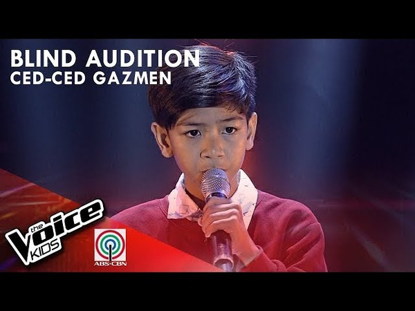 Ced-ced Gazmen - She's Gone | Blind Auditions | The Voice Kids Philippines Season 4 2019