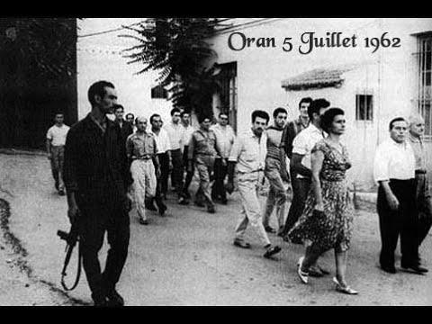5 Juillet 1962 Oran 5 Juillet 2013 Hyères