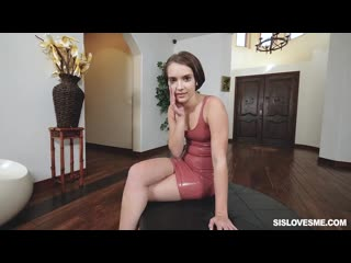 Natalie Porkman - Late Night Stepsister Masturbation