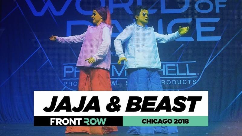 Jaja Beast   FRONTROW   World of Dance Chicago 2018   WODCHI18