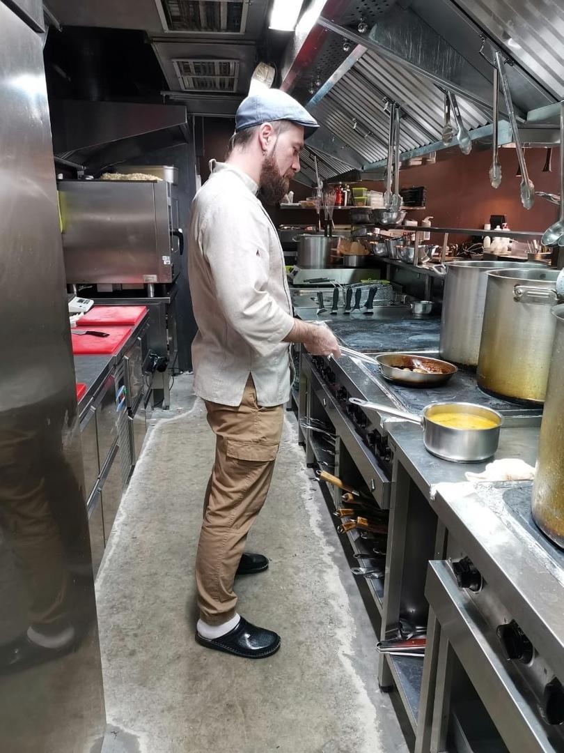 Интервью с шеф-поваром ресторана ZОО Beer&Grill, изображение №2