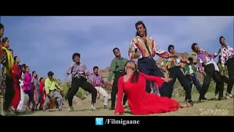 La Dunga La Dunga Pyar Amaanat Sanjay Dutt Kanchan Alka Yagnik Kumar S