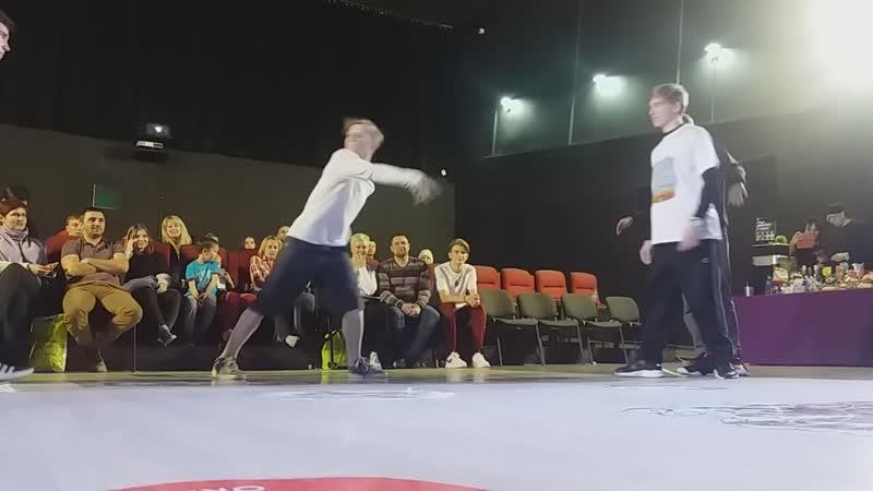 Vyatka Funk 8 Дикий VS Wood VS ArStep final