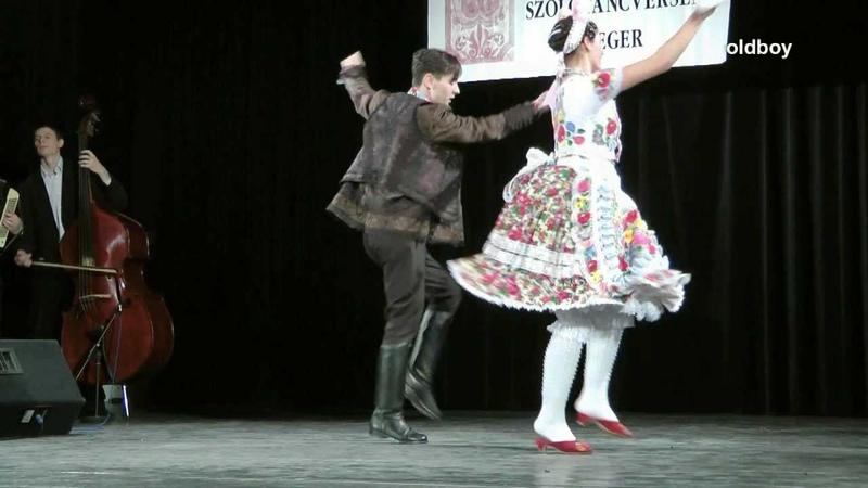 Laura és Márton - Kalocsai táncok