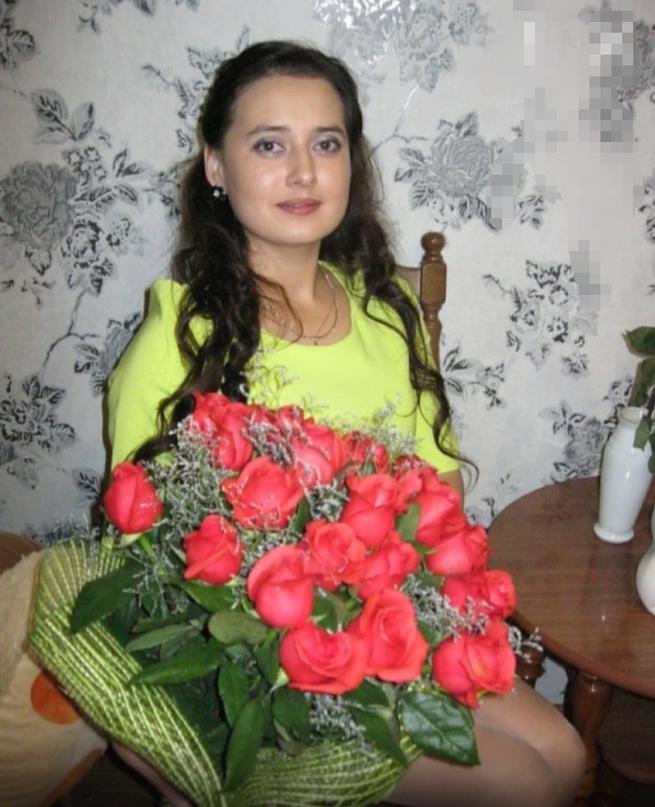 Обнаженная Елена Николаевна Семенова Канаш Тэт
