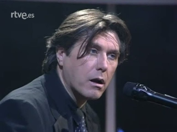 Bryan Ferry I Put a Spell on You (Tal Cual 02/04/1993)