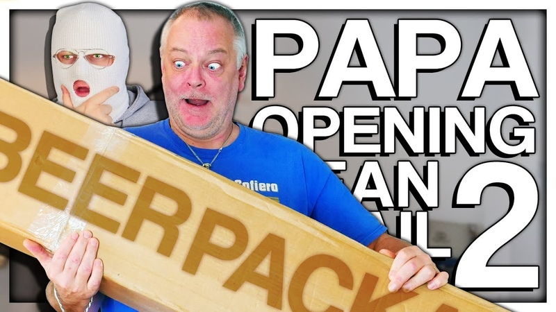 PAPANOMALY OPENING FAN MAIL 2