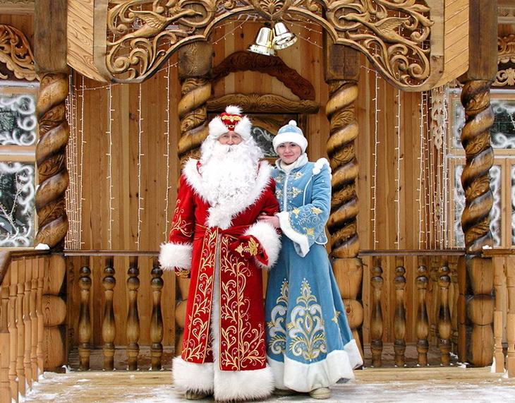 m B83qeccjw - Дед Мороз - российский символ Нового года
