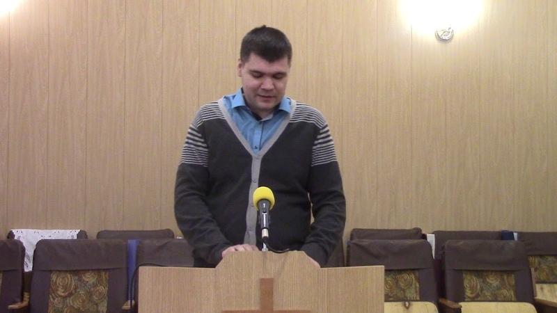 Андрей Агафонов Проповедь Имя Бога 2017.12.24