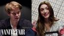 Stranger Things' Charlie Heaton and Natalia Dyer Take A Lie Detector Test Vanity Fair