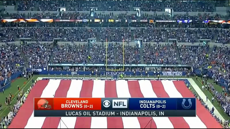 NFL 2017 2018 Week 03 Cleveland Browns Indianapolis Colts EN