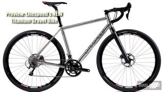 Exclusive Preview: Litespeed's New Titanium Gravel Bike