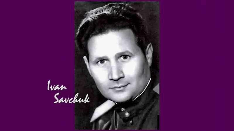 Dark Eyes Ivan Savchuk and The Alexandrov Red Army Choir 1956