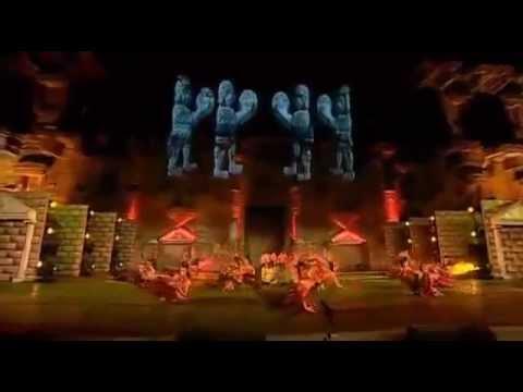 Fire of Anatolia - Kurdish Zoroastrian, Yazidi and Folk dance. A-W-E-S-O-M-E