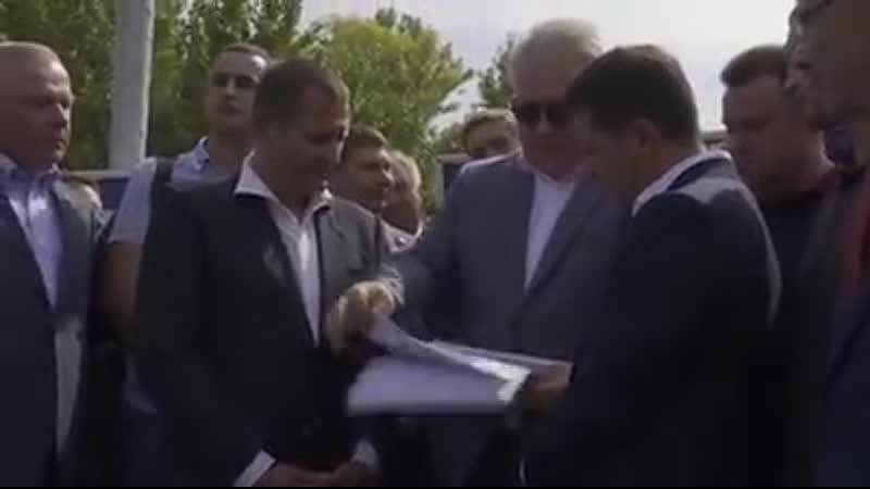 Зеленський поїхав у Дніпро перевіряти міст, який мер міста Філатов обіцяв здати до Дня міста – 14 вересня