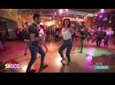 Paсo Sanmartin and Julia Kovalenko Salsa Dancing at Rostov For Fun Fest (Russia), Monday 04.11.2019 (SC)