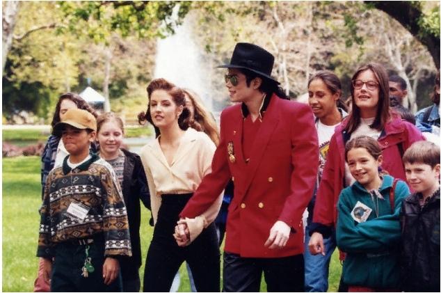 Дамы сердца Майкла Джексона. Лиза Мария Пресли. Часть 2., изображение №2