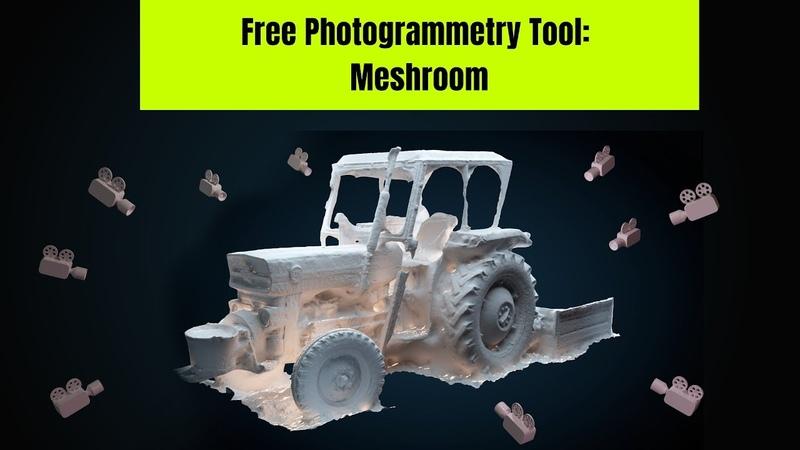 Free Photogrammetry Meshroom смотреть онлайн без регистрации