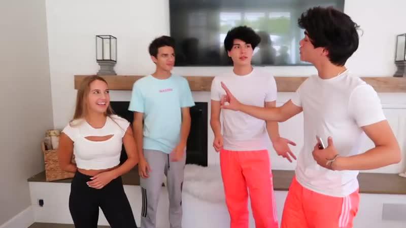 Twin vs Twin Extreme Yoga Challenge ft. Brent Rivera Lexi Rivera