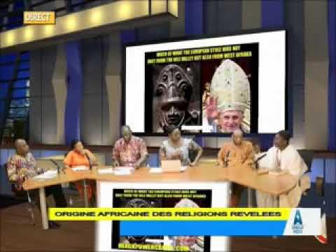 Afrique mon Afrique, regarde la chine, regarde l'inde , ils sont avec leurs croyances !