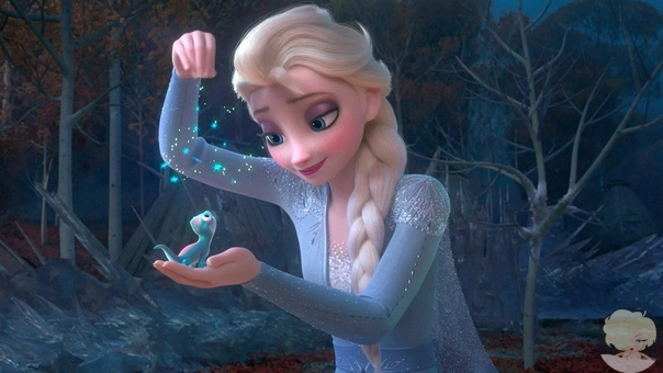 «Холодное сердце 2» стало самым кассовым мультфильмом в истории