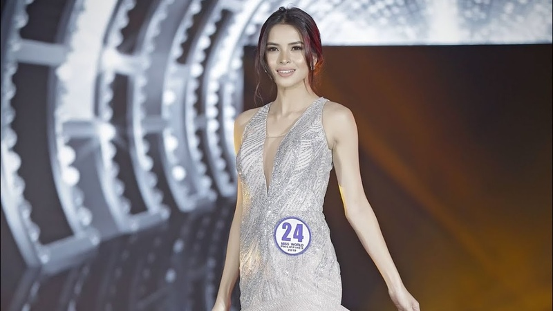 Kelley Day - Miss World Philippines 2019 Top Model Competition