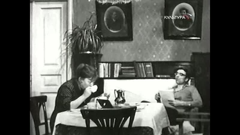 ТАКАЯ КОРОТКАЯ ДОЛГАЯ ЖИЗНЬ 1975 4 серия мелодрама Константин Худяков 720p