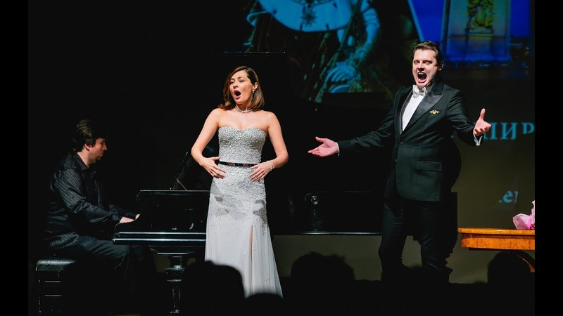 Evgeniy Ponasenkov and Ksenia Dezhneva: Libiamo ne' lieti calici («La traviata», G. Verdi)