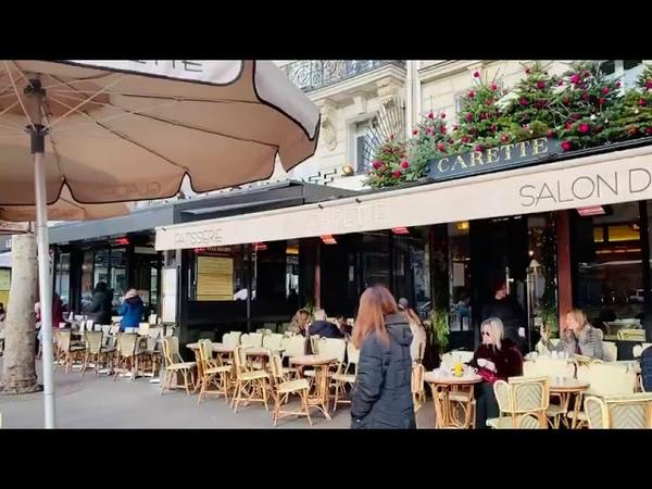 Bonjour Paris, les chiens aboient et la caravane passe