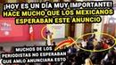 AMLO Abrió la Mañanera con Importante Anuncio ¡Si eres Mexicano te Interesará Escuchar Esto!