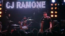 CJ Ramone - Beat On The Brat | LIVE 2013 Moscow