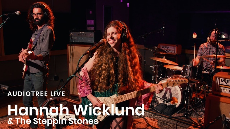 Hannah Wicklund The Steppin Stones on Audiotree Live (Full Session)