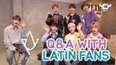 RAINZ MEMBER FULFILL AN ARGENTINIAN FAN´S WISH AND MORE IN QA